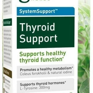 Thyroid support - fyrir skjaldkirtil